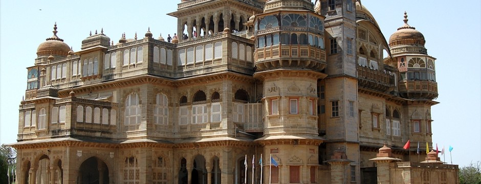 Palaces of Gujarat